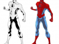 MFC SPIDERMAN COLOUR