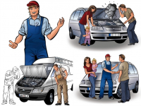 Car breakdown service