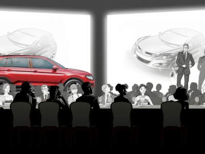 Animatic Studio, Storyboards ,  COCA-COLA, Ferrari, photorealist