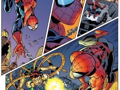 1SpidermanSpidergirlPg4s
