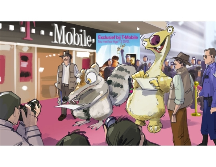 T mobile ice age