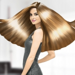 Beauty, Haare, Make-up Illustrationen/Storyboards